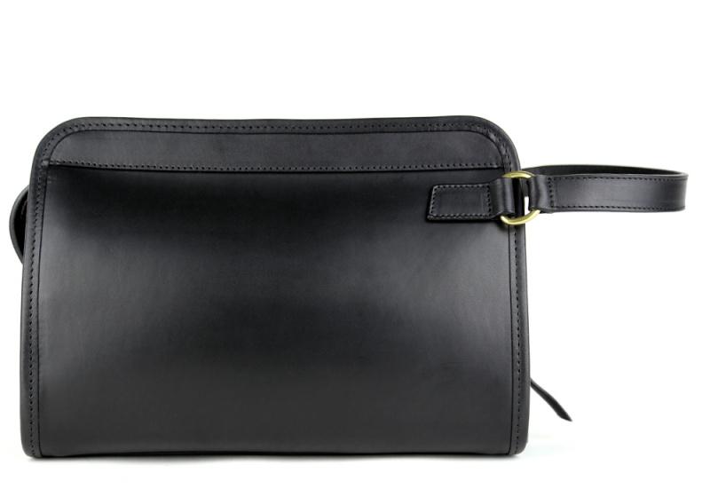 Large Travel Kit Belting-Black in