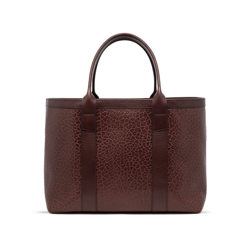 Large Working Tote-Chocolate in