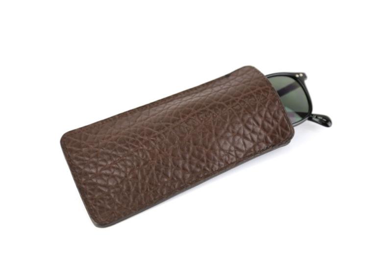 Eye Glass Case-Chocolate in