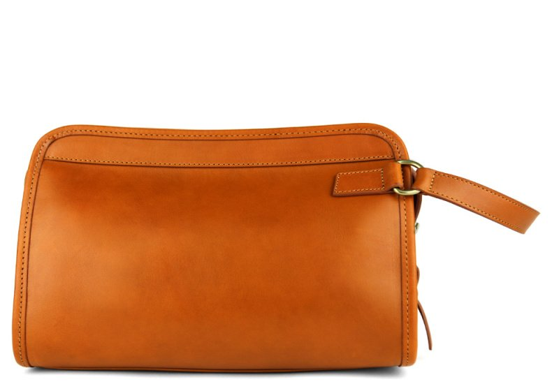 Travel Kit - Small -Cognac in