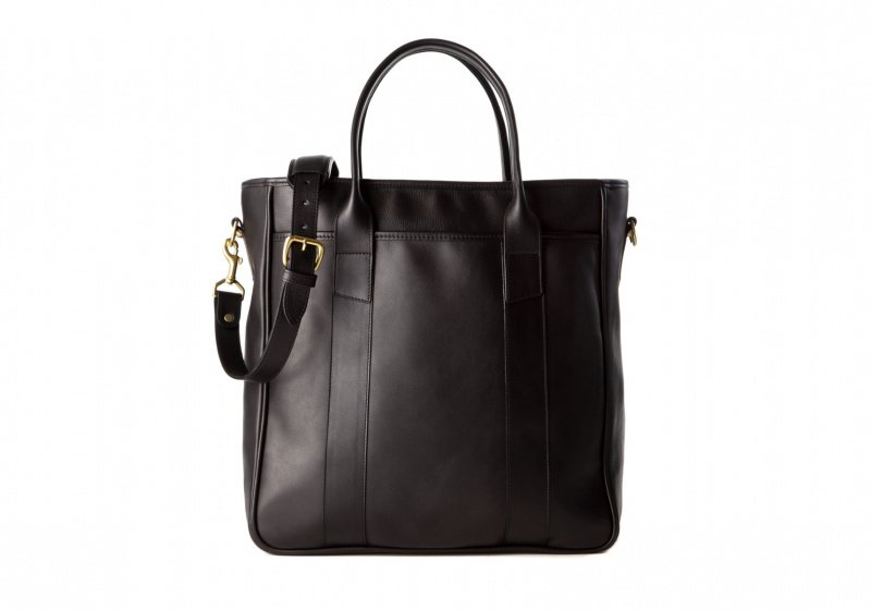 Commuter Tote-Black in