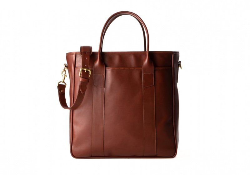 Commuter Tote-Chestnut in