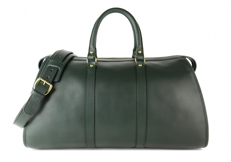 Hampton Travel Duffle -Green in