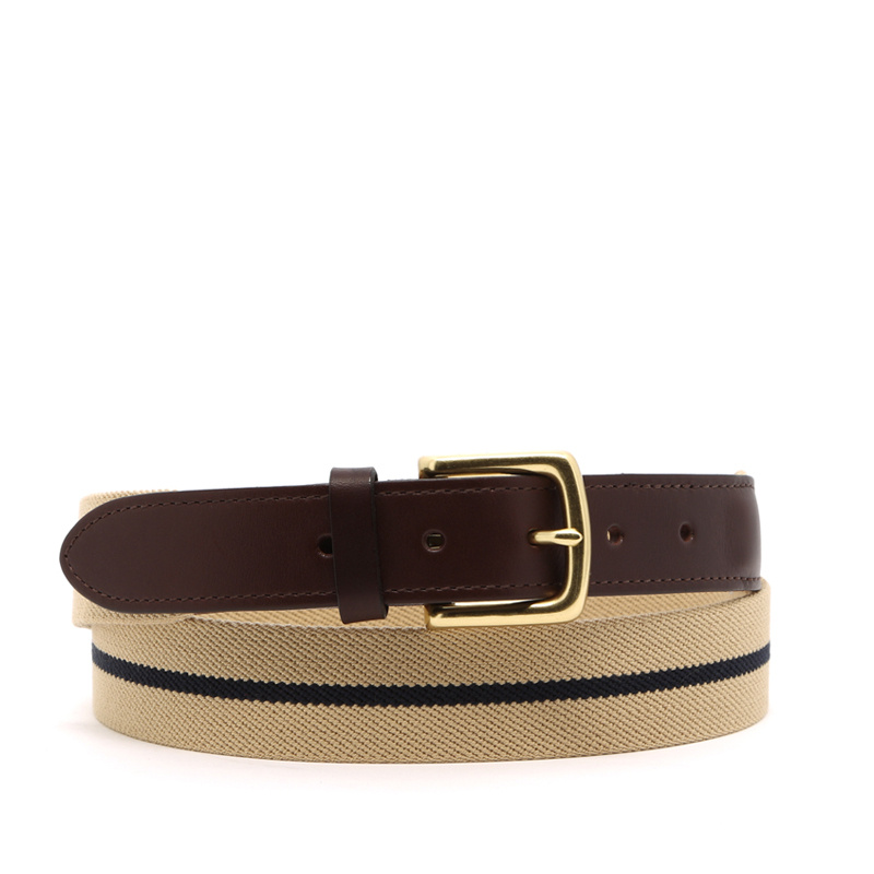 Woven Stretch Belt  in stretch_fabric