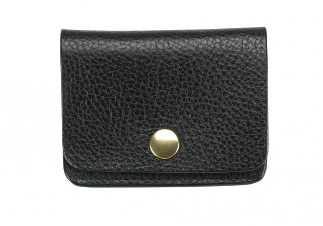 Coin Wallet-Black in