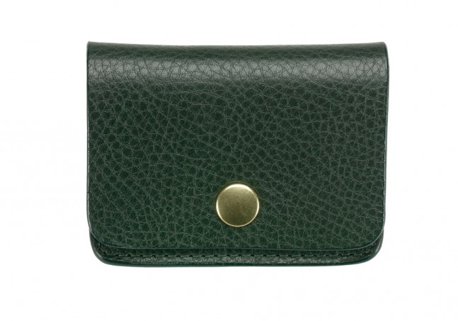 Coin Wallet-Green in