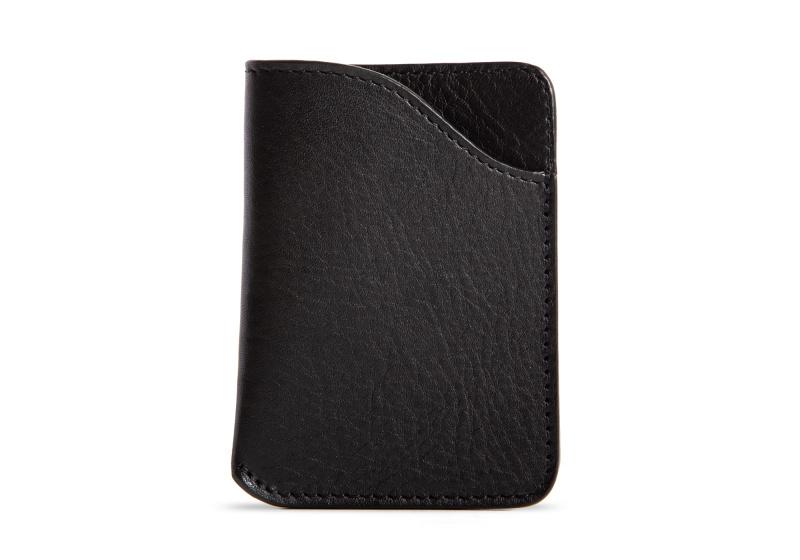 Card Wallet-Black in