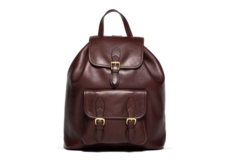 Classic Backpack-Chocolate in