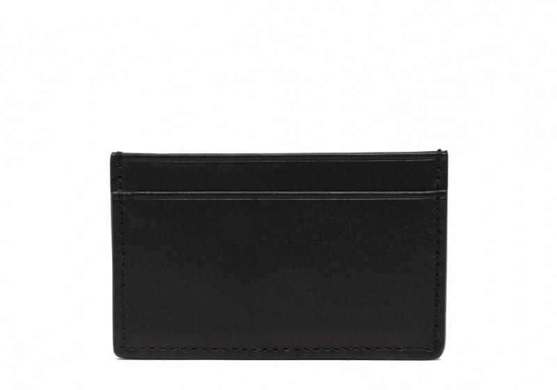 Mini Card Wallet-Black in