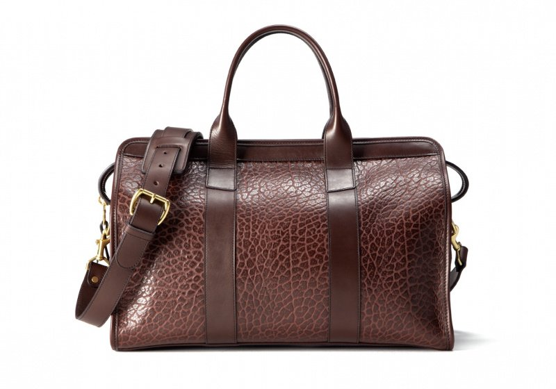 TRAVEL DUFFLE - SMALL-Chocolate in
