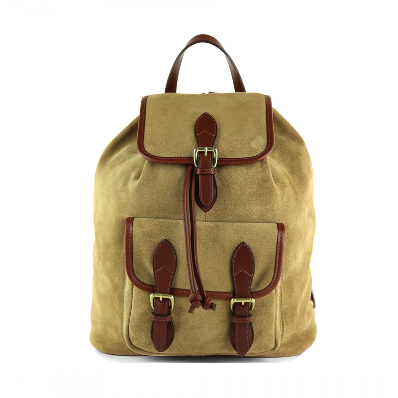 Suede Classic Backpack  in Suede