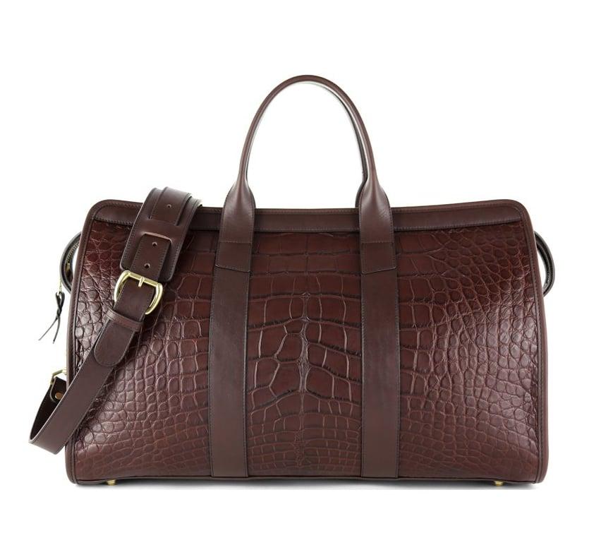 Alligator Duffle Bag
