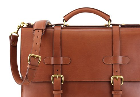 39f8c0a011 View All Leather Bags · Briefcases ...