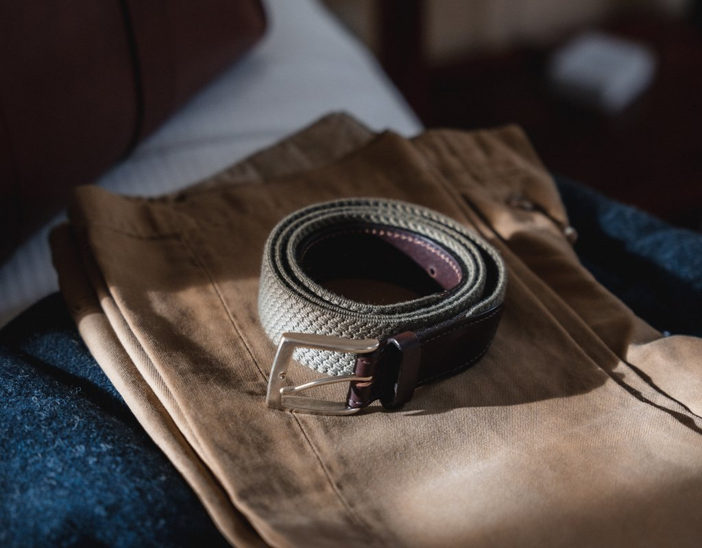 Handmade Leather Belts for Men