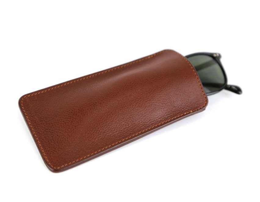Leather Eye Glass Cases