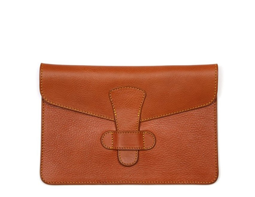 Leather Mini Ipad Case