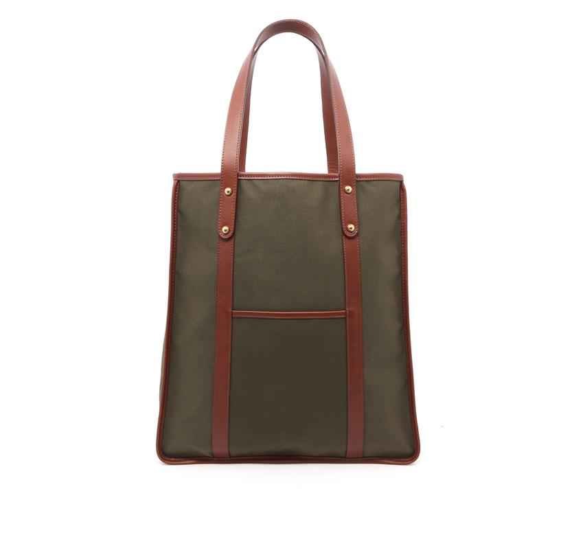 Market Tote Bag Olive