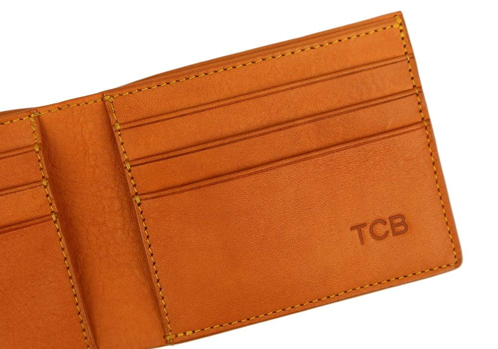 Bifold Wallet Monogram