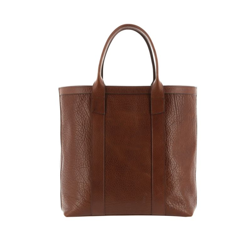 Tall Tote - Brown - American Bison