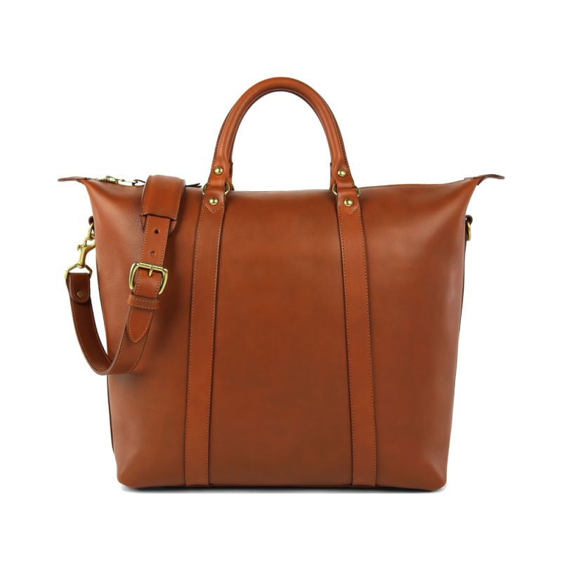 Hampton Zipper Tote
