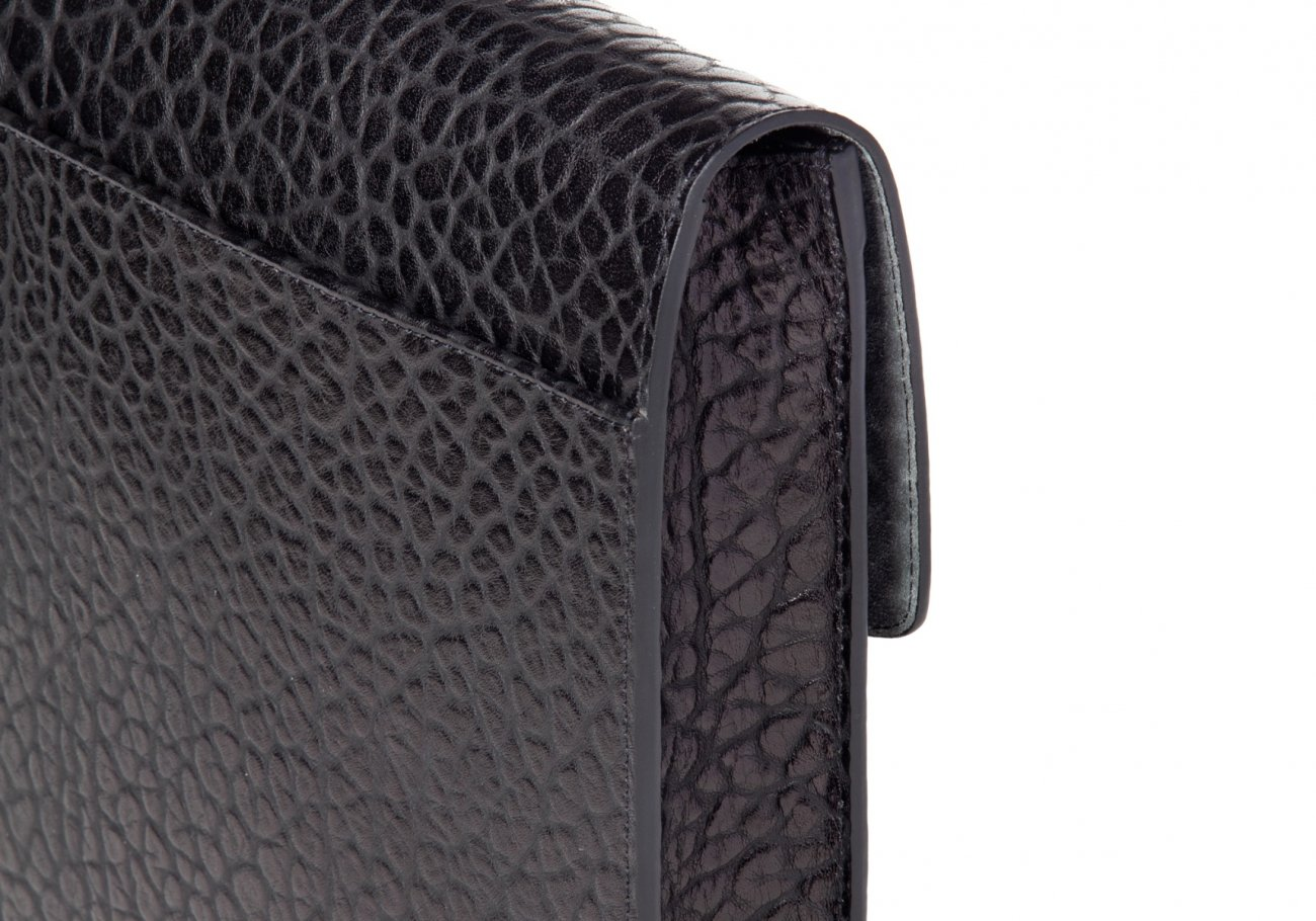 15 22 Lock Portfolio Shrunken Grain Leather Black4 1