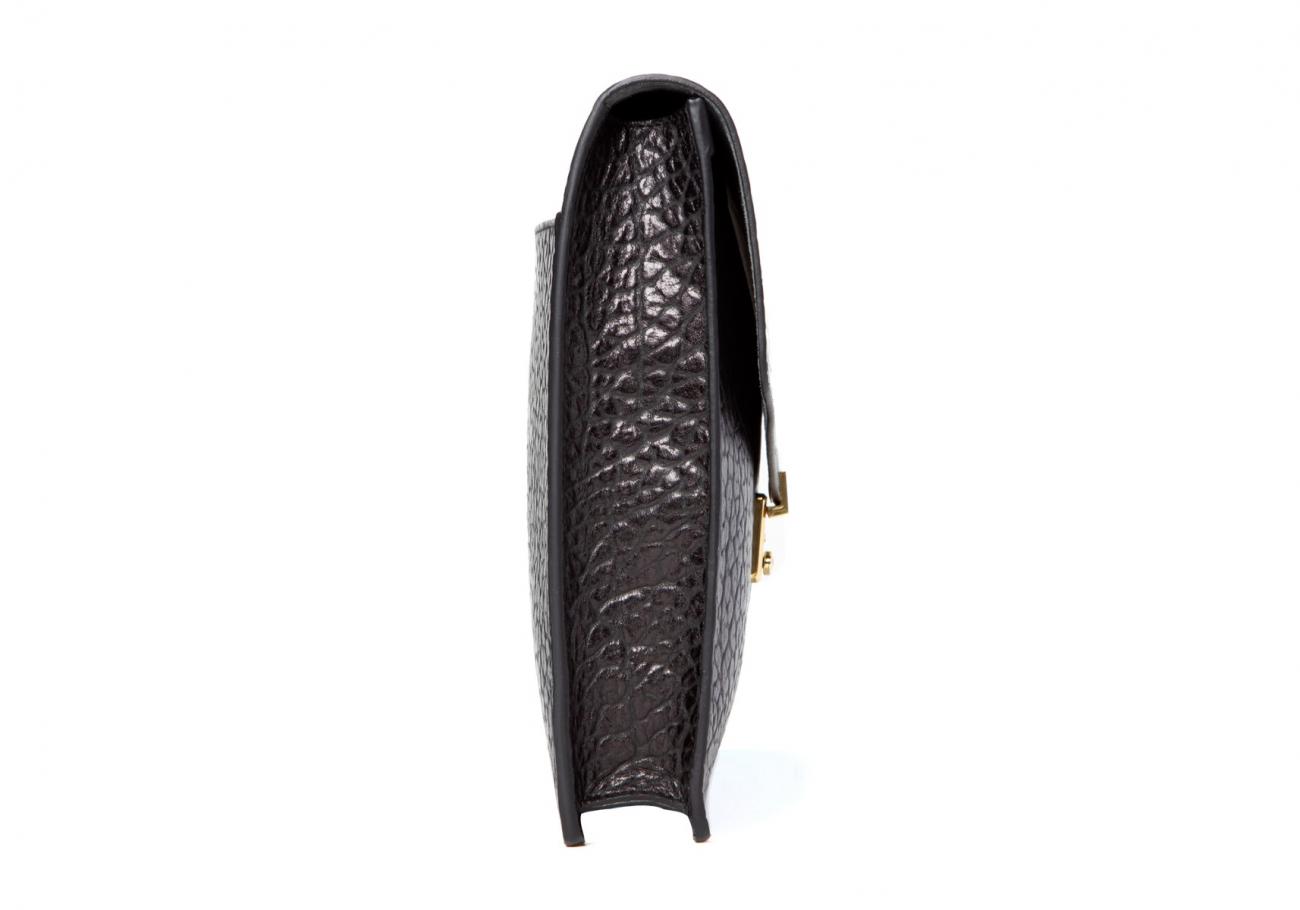 15 22 Lock Portfolio Shrunken Grain Leather Black8 1