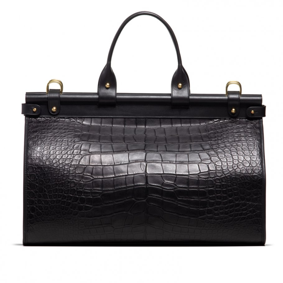 Alligator Carpet Bag Final