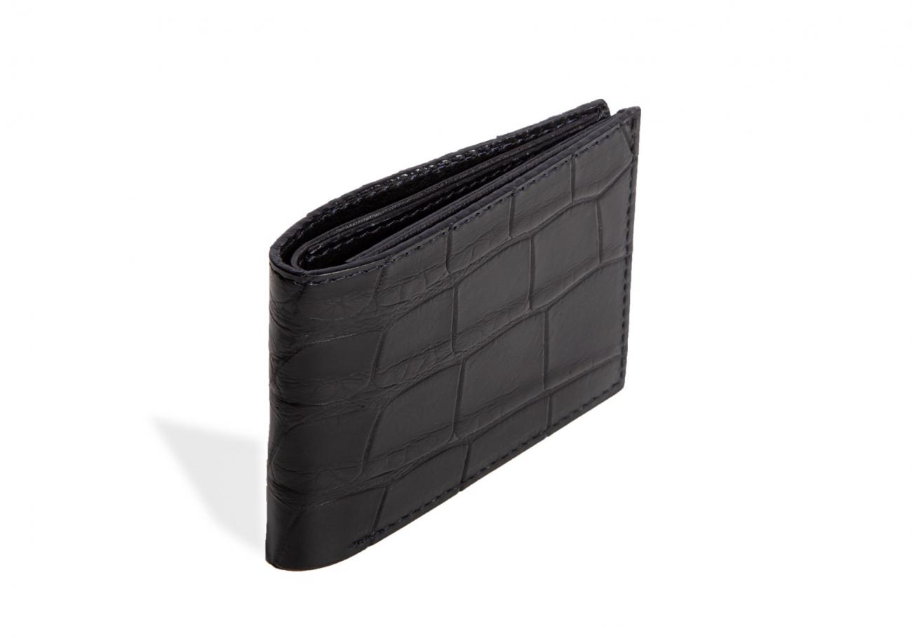 Alligator Slim Wallet1