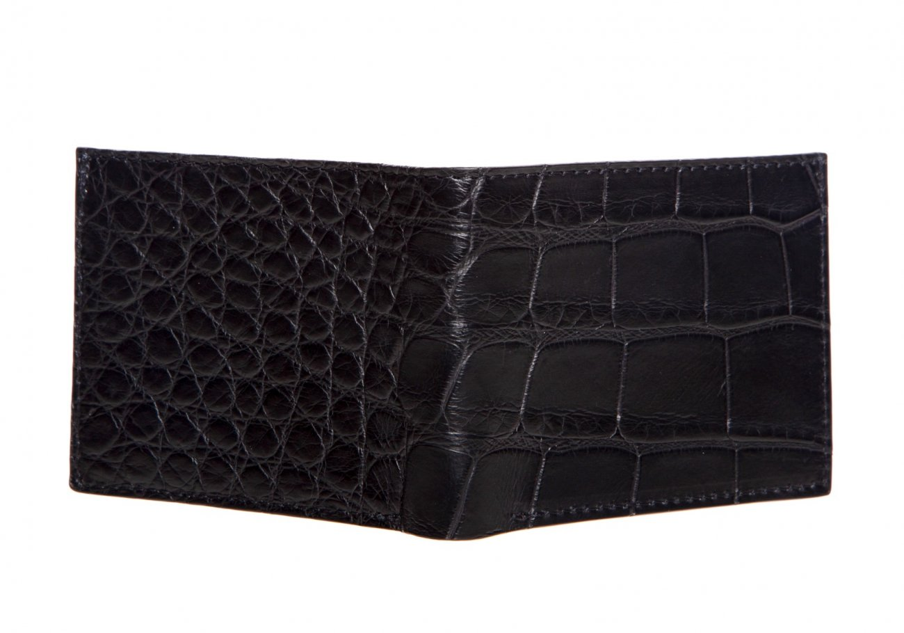 Alligator Slim Wallet4