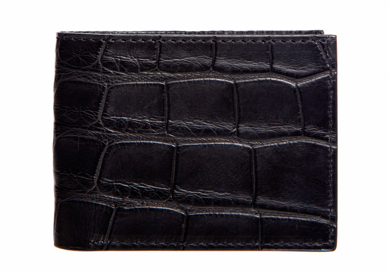 Alligator Slim Wallet5