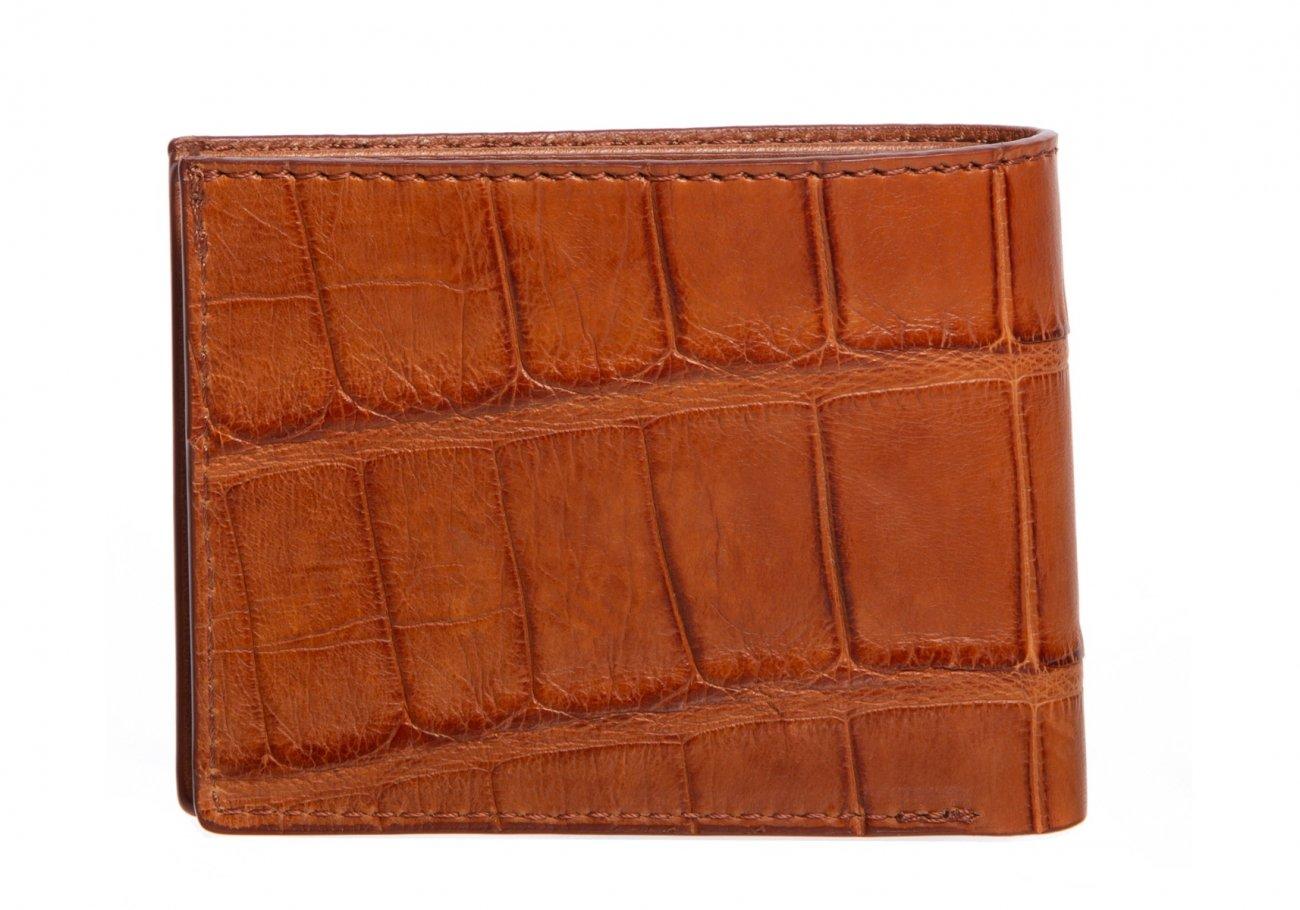 American Alligator Slim Wallet3