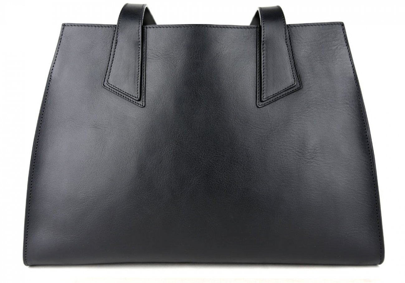 Black Elle Tote Bag Frank Clegg Made In Usa 1