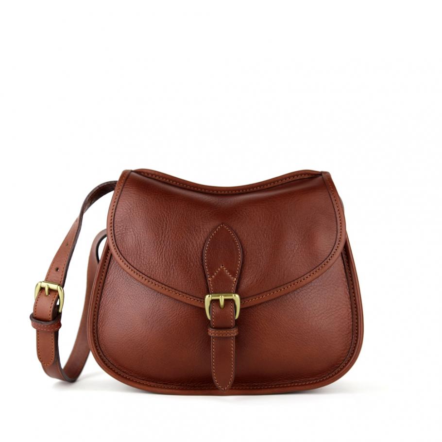 Chestnut Rider Shoulder Bag Frank Clegg Main 1