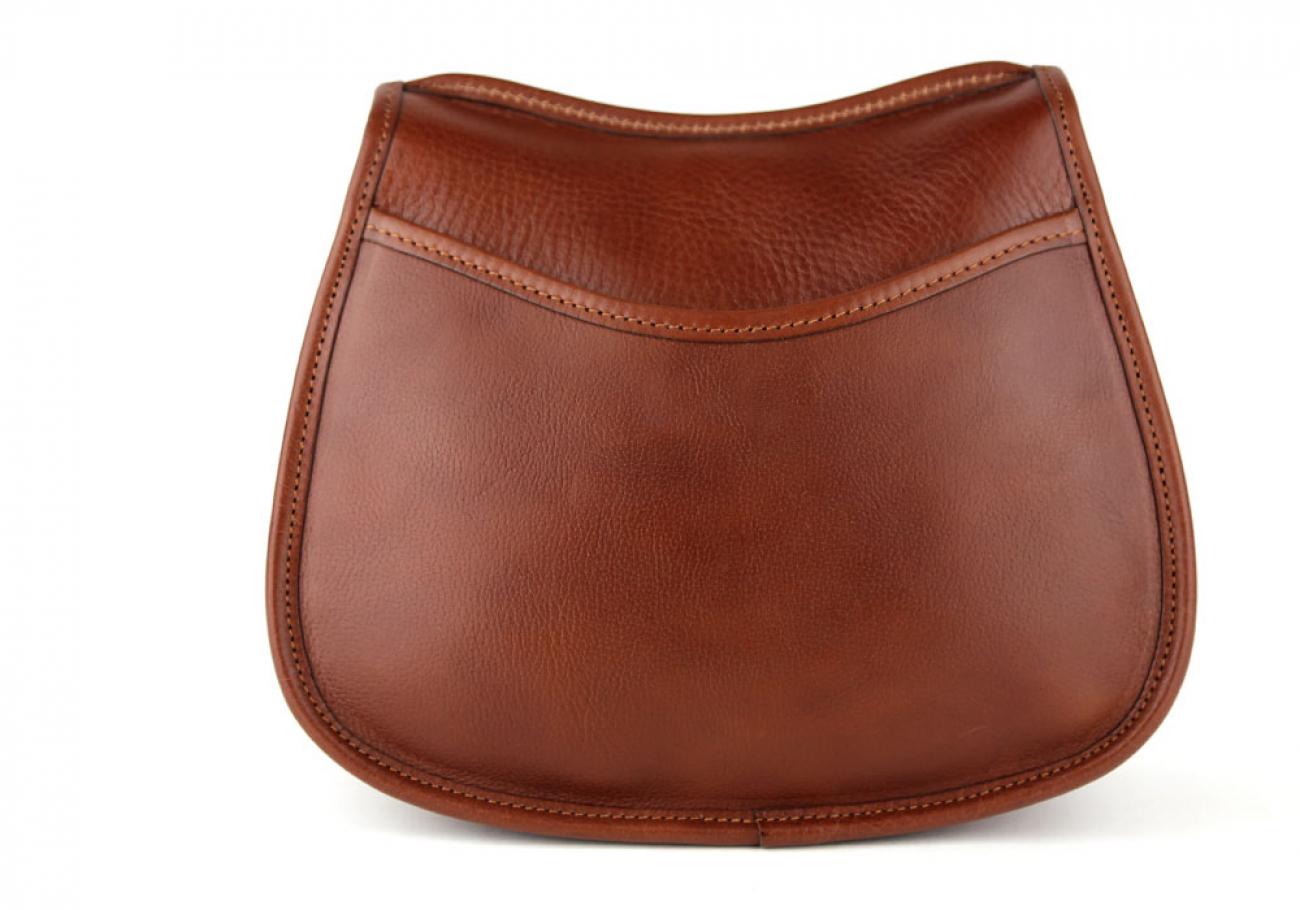 Chestnut Abby Shoulder Bag Frank Clegg Made In Usa 5