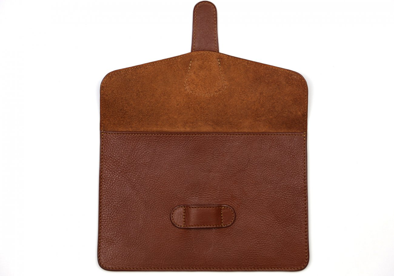 Chestnut Ipad Mini Case Frank Clegg Made In Usa 3