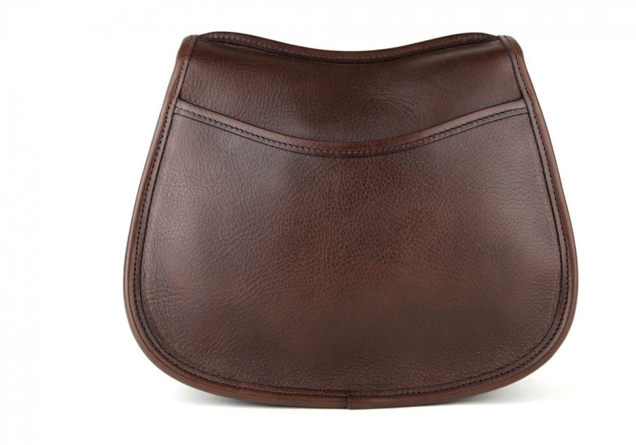 Chocolate Abby Shoulder Bag Frank Clegg Made In Usa 5