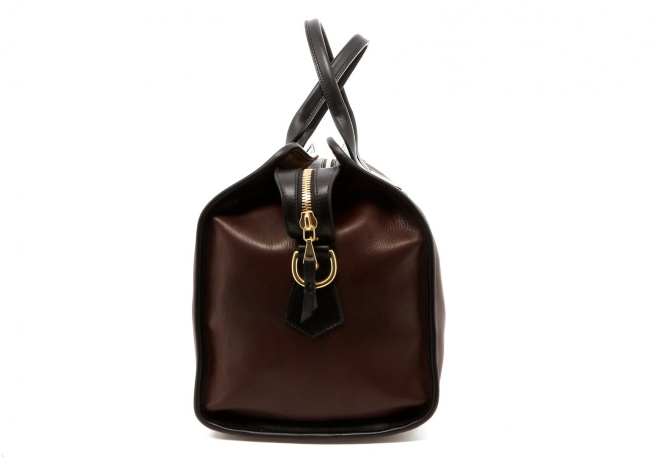 Chocolate Small Duffle D