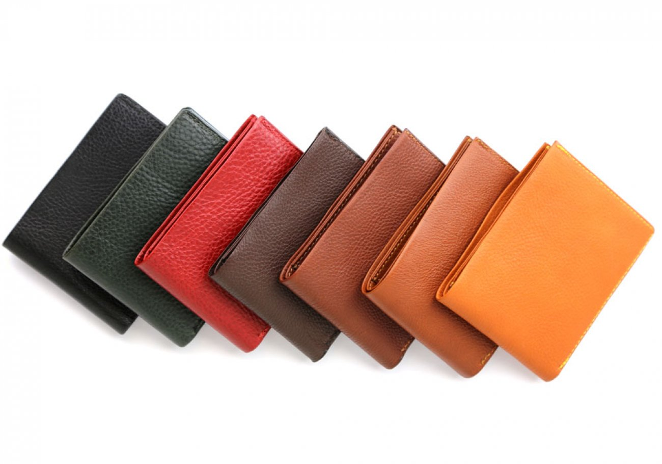 Color Ways Bifold Wallets  Frank Clegg Made In Usa 1 5