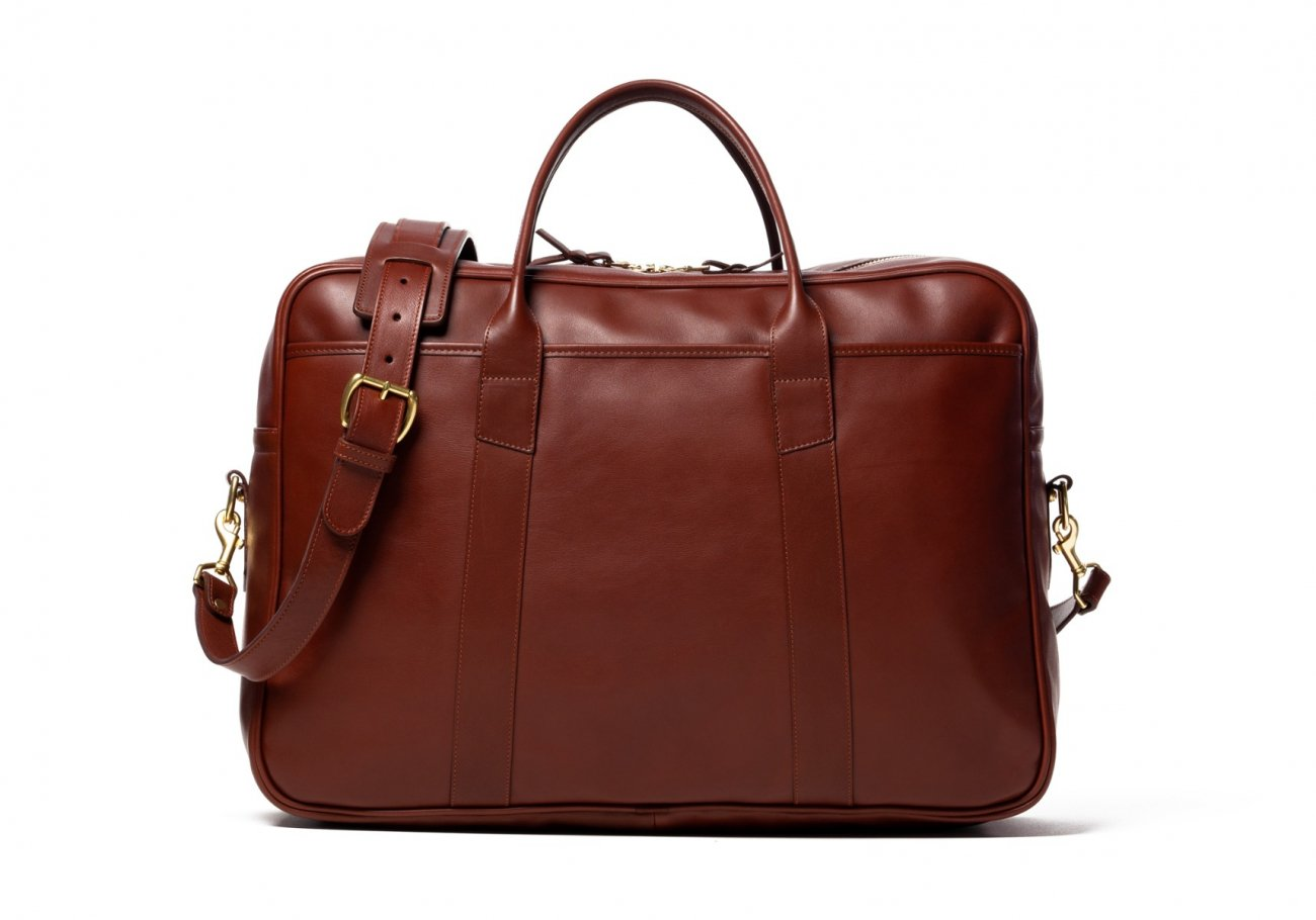 Commuter Duffle Bag Chestnut4 1