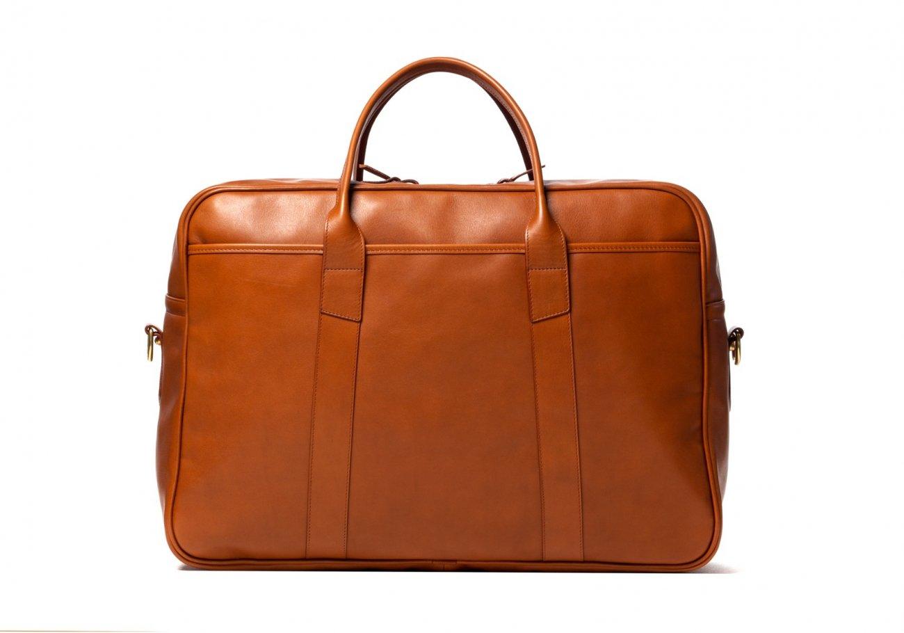 Commuter Duffle Bag Cognac3 1