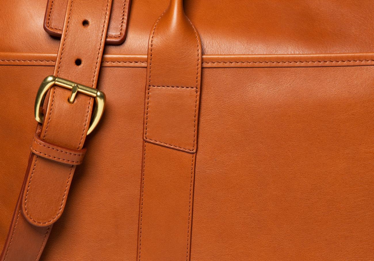 Commuter Duffle Bag Cognac7 1