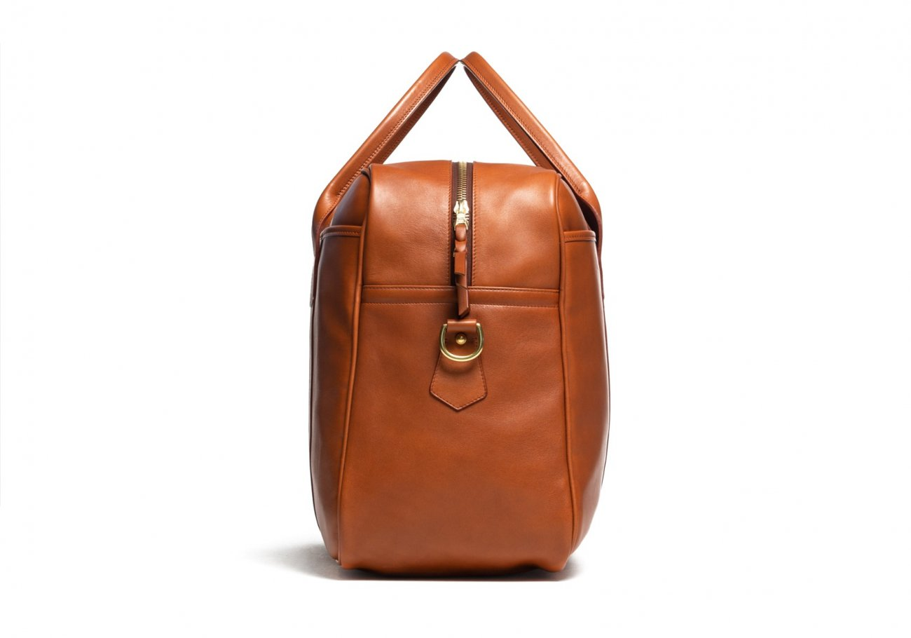 Commuter Duffle Bag Cognac9 1
