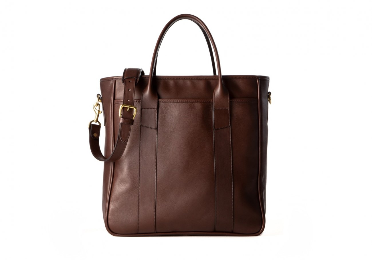 Commuter Tote Bag Chocolate5 1 1