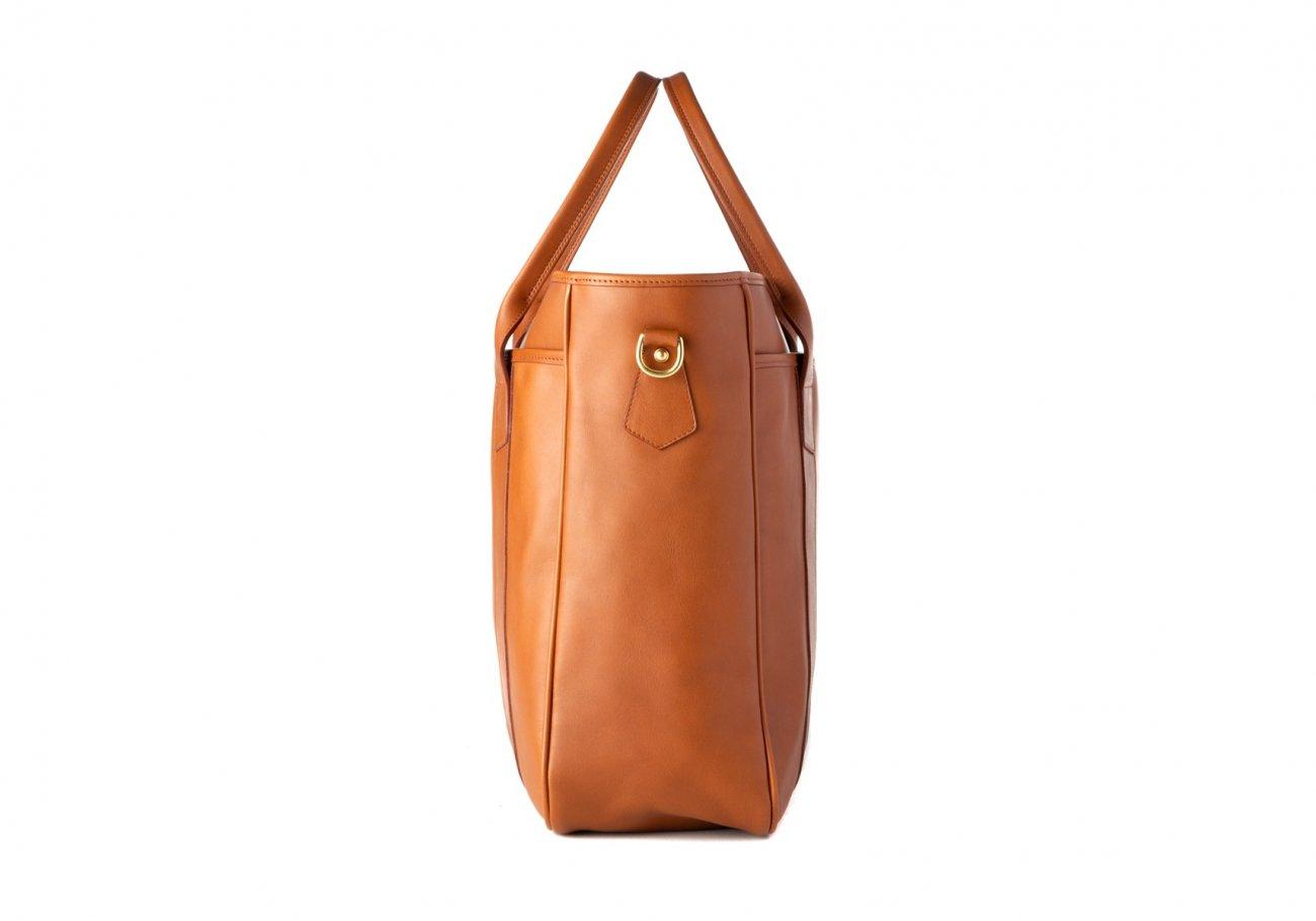 Commuter Tote Bag Cognac8 1 1