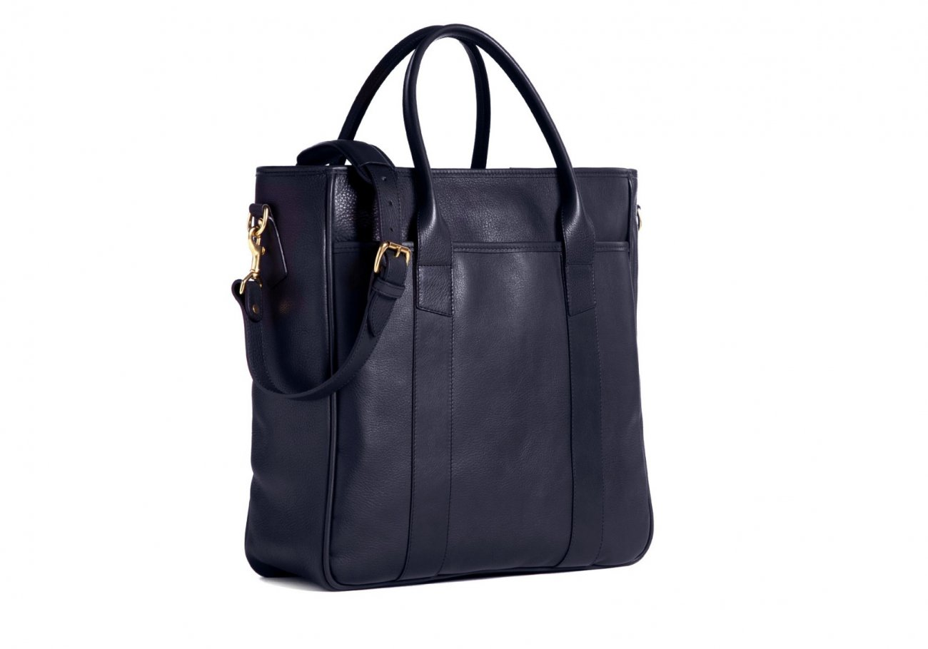 Commuter Tote Bag Navy1 1 1