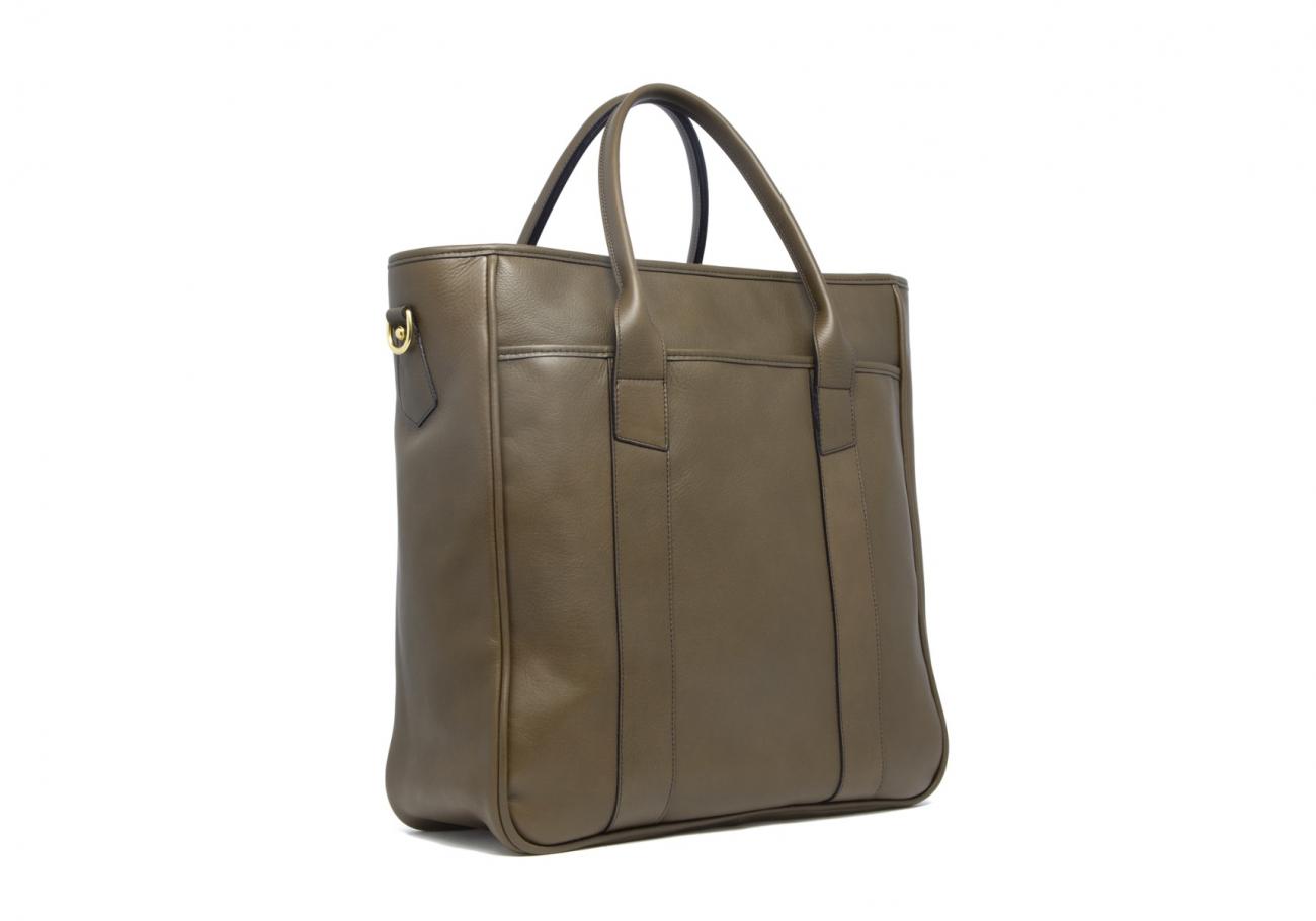 Commuter Tote Bag Olive 1