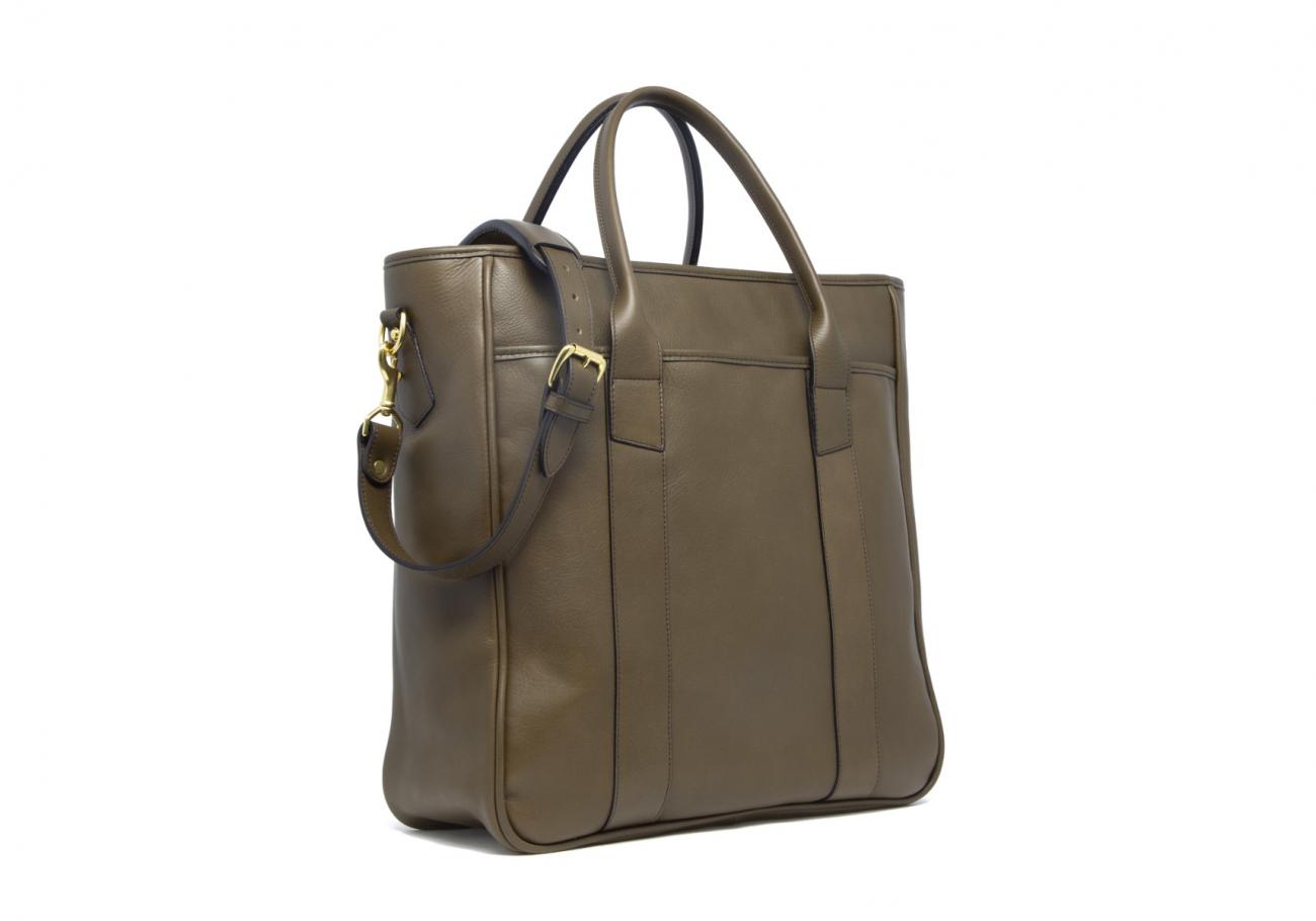 Commuter Tote Bag Olive 2
