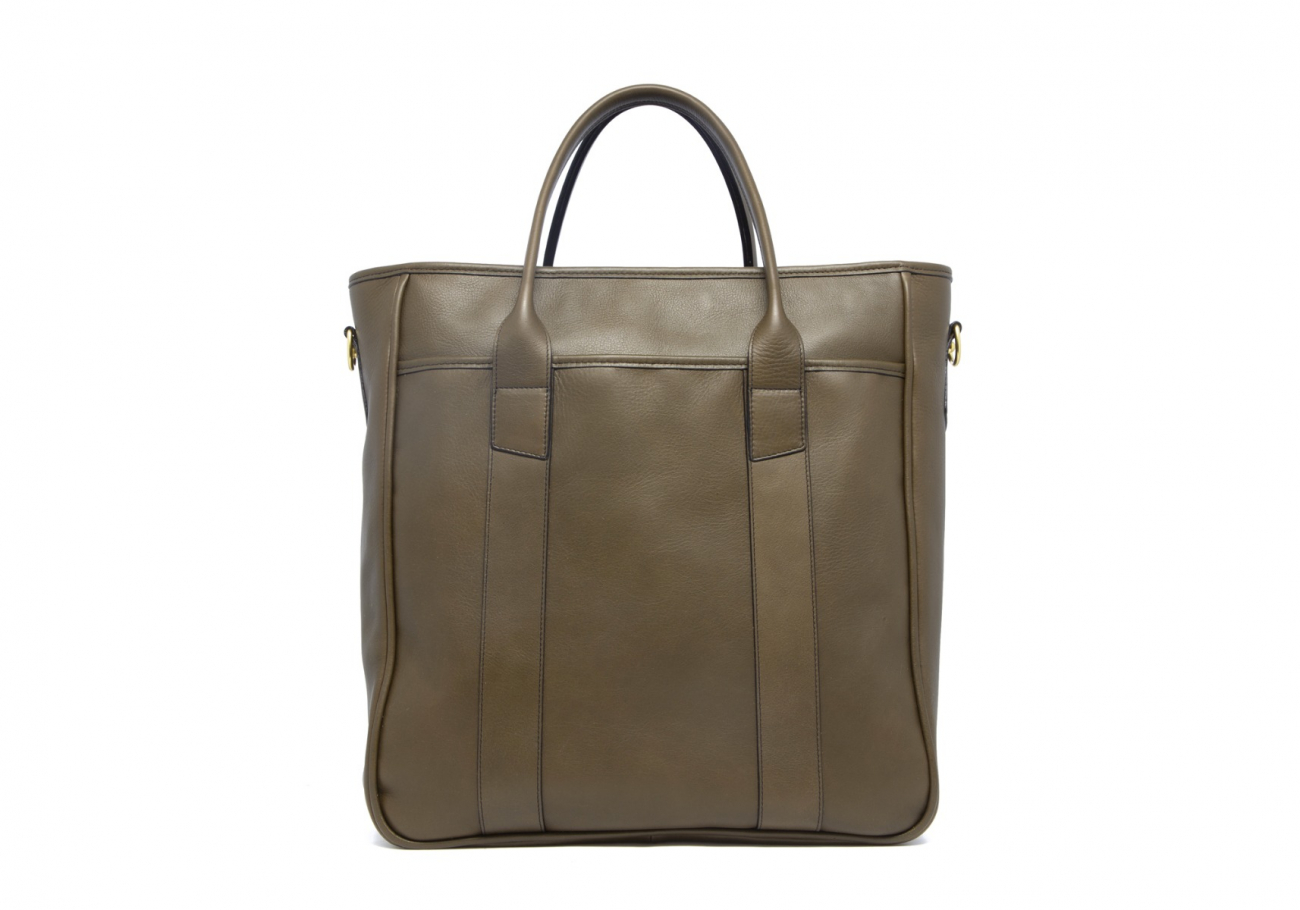 Commuter Tote Bag Olive 4