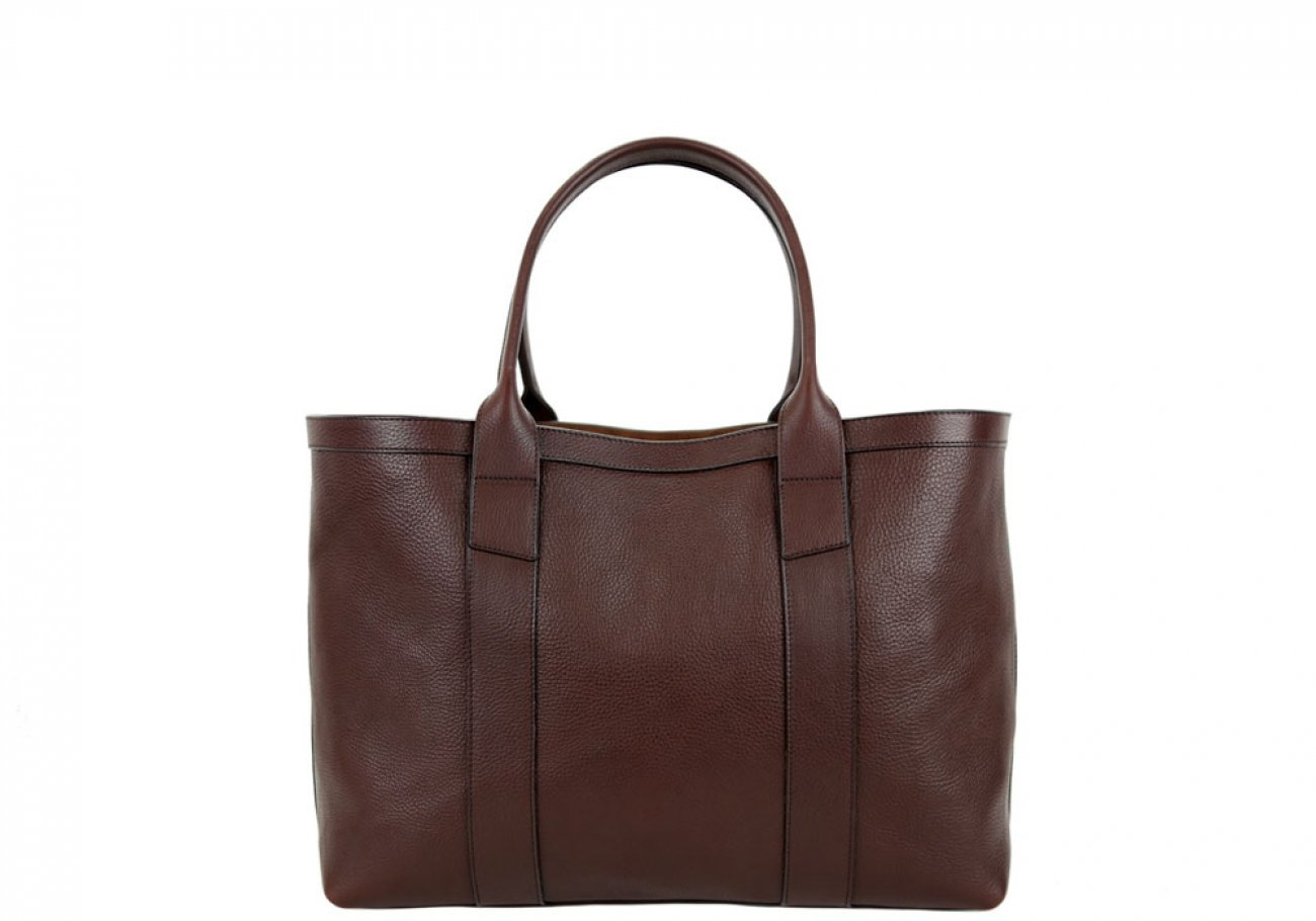 Final Chocolate Small Tote Made In Usa Frank Clegg 1