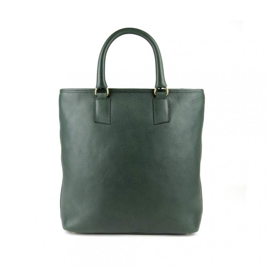 Final Green Jackie Handbag Frank Clegg Made In Usa 1